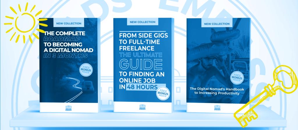 digital nomad starter kit